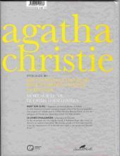 Verso de Agatha Christie - Intégrale BD -1- Hercule Poirot mène l'enquête