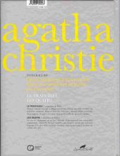 Verso de Agatha Christie - Intégrale BD -2- Hercule Poirot voyage à haut risque