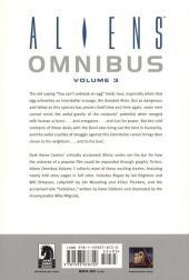 Verso de Aliens (Omnibus) -3- Aliens - volume 3