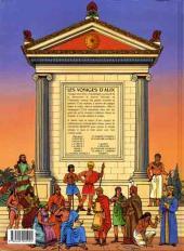 Verso de Alix (Les Voyages d') -2- L'Égypte (2)