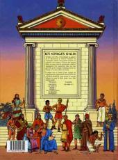 Verso de Alix (Les Voyages d') -5- La marine antique (1)