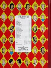 Verso de Alix (Fac-Similé) -HS- Alix - 60 ans de couvertures