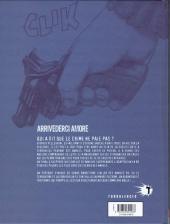 Verso de Arrivederci Amore -2- La fin du match