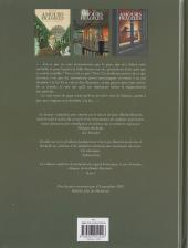 Verso de Amours fragiles -4- Katarina