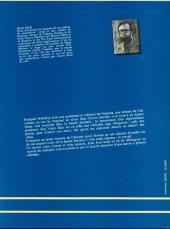Verso de (AUT) Walthéry - Francois Walthéry