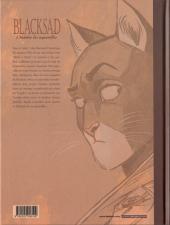 Verso de Blacksad -HS1- L'histoire des aquarelles