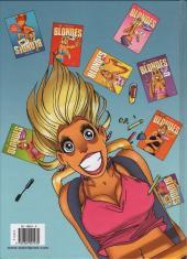 Verso de Les blondes -8- Le grand huit