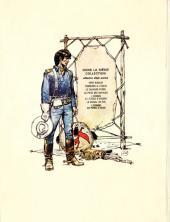 Verso de Blueberry -9- La piste des Sioux