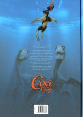 Verso de Cixi de Troy -1- Le secret de Cixi (1ère partie)