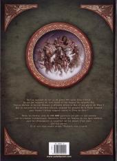 Verso de Le chant des Elfes -1- La Dernière Alliance