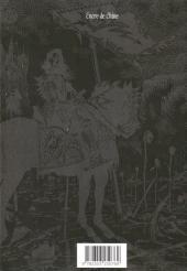 Verso de Dampyr -1- Le fils du diable