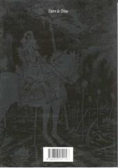 Verso de Dampyr -6- Des ténèbres - Élixir du diable