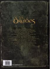 Verso de Les druides -4- La ronde des géants
