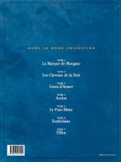 Verso de Les Écluses du ciel -7- Tiffen