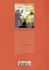 Verso de Fluide Glacial (Hors série) - Hugot et le sport