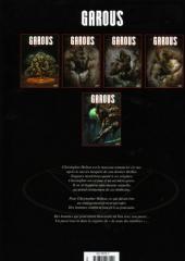 Verso de Garous -5- Les holtons