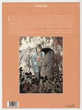 Verso de Grimion gant de cuir -4- Le pays de l'arbre