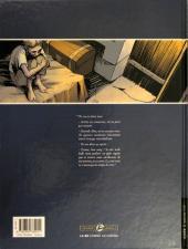 Verso de L'homme qui refusait de mourir -3- Tome 3