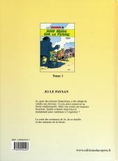 Verso de Jo le paysan -2- La ferme contre attaque