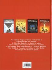 Verso de Kaamelott -4- Perceval et le dragon d'Airain