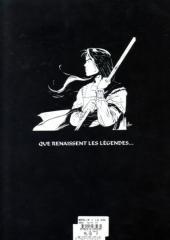 Verso de Merlin (Nucléa/Soleil) -1- La colère d'Ahès