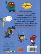 Verso de Les minijusticiers -1- Superlatchatche