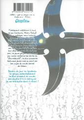 Verso de Nabari -2- Tome 2