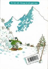 Verso de Les petits riens de Lewis Trondheim -3- Le bonheur inquiet