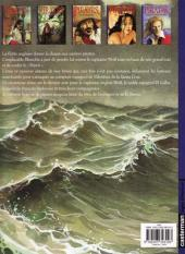 Verso de Pirates -5- Jusqu'au bout du rêve
