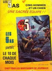 Verso de Rapaces (Impéria) -387- Liens sacrés