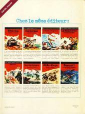Verso de La seconde guerre mondiale - Histoire B.D. / Bande mauve -9- Forteresses volantes