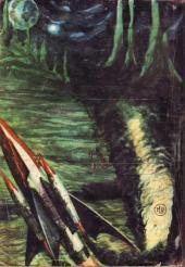 Verso de Sidéral (2e série) -7- 20 pas dans l'inconnu