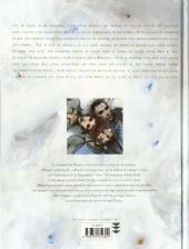 Verso de Le sommeil du monstre - Tome 1
