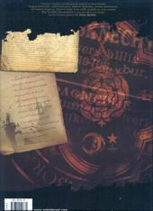 Verso de Le syndrome de Caïn -3- Les frères d'Enoch