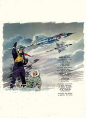 Verso de Tanguy et Laverdure -10- Mission speciale