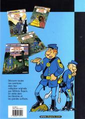 Verso de Les tuniques Bleues -27Pir- Bull Run