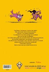 Verso de Zak le muzikos -1- Le rossignol libre de Paname