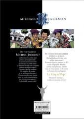 Verso de Michael Jackson en bandes dessinées