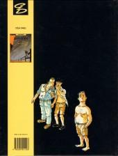 Verso de Les amis de Saltiel -2- Les naufrageurs