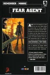 Verso de Fear Agent -5- Conflit d'égo