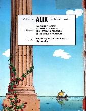 Verso de Alix -7- Le Dernier Spartiate