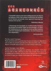 Verso de Les abandonnés - Les Abandonnés