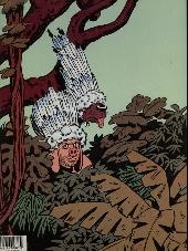 Verso de Edmond le cochon -3- Le continent mystérieux