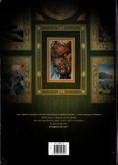 Verso de Le dieu des Cendres -2- Eineachlan