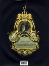 Verso de Alice au pays des merveilles (Collette/Chauvel) - Alice au pays des merveilles