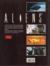 Verso de Aliens (Zenda) -2- Aliens Tome 2