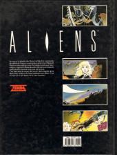 Verso de Aliens (Zenda) -4- Guerre pour la terre - 2