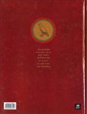 Verso de Pour l'Empire -1- L'honneur
