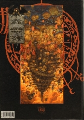 Verso de Requiem Chevalier Vampire -9- La cité des pirates