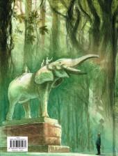 Verso de Africa Dreams -1- L'ombre du Roi